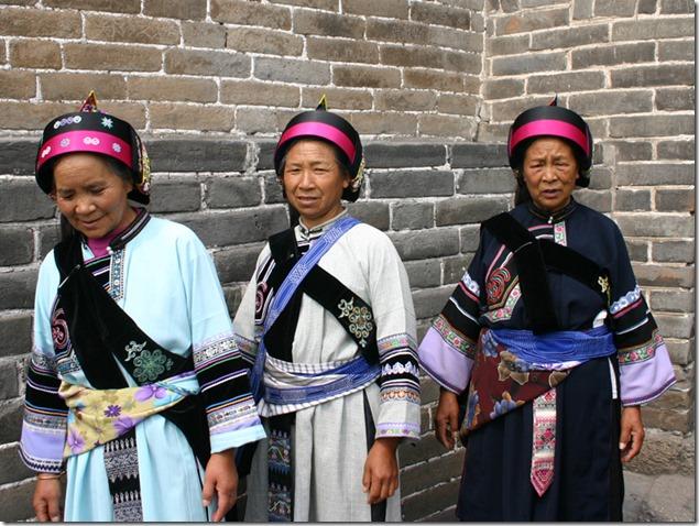 12 Three little maids from school